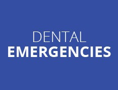 dental emergency button